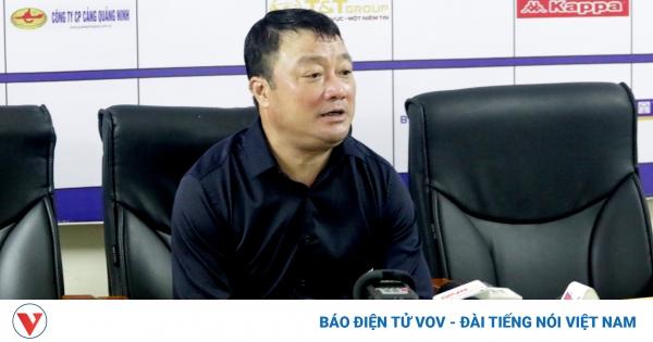HLV Việt Hoàng kỳ vọng Viettel sẽ trưởng thành hơn sau Cúp Quốc gia 2020  | VOV.VN