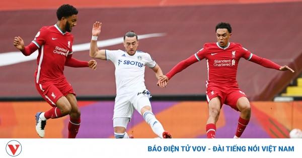 TRỰC TIẾP Liverpool 3 - 3 Leeds United: Rượt đuổi ngoạn mục  | VOV.VN