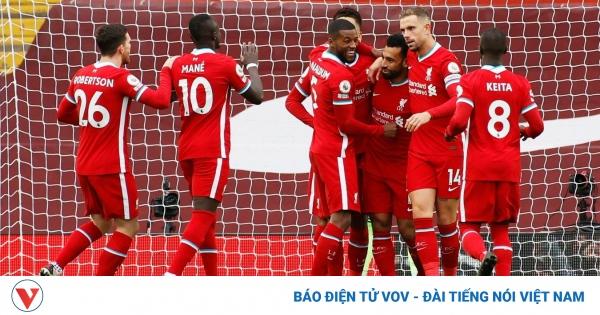 Salah lập hat-trick, Liverpool thắng nghẹt thở tân binh Leeds trong trận cầu