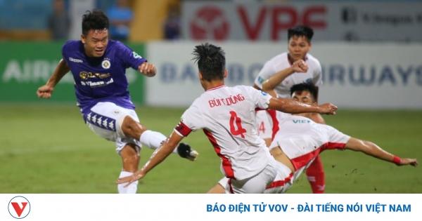 TRỰC TIẾP Viettel 0 - 0 Hà Nội FC: Quang Hải solo ngoạn mục, Thành Chung bỏ lỡ cơ hội | VOV.VN