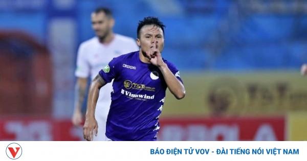 Quang Hải lập siêu phẩm, Hà Nội FC ngược dòng ngoạn mục trước Viettel giành Cúp Quốc gia | VOV.VN