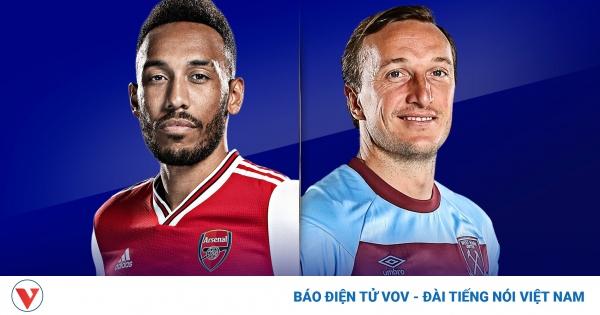Arsenal - West Ham: Pháo thủ tiếp đà thăng hoa? | VOV.VN