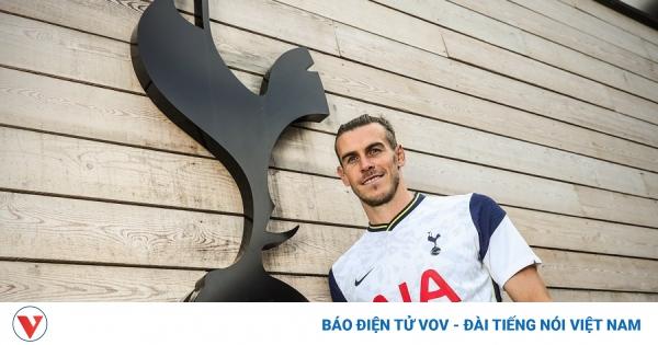 Gareth Bale cần một tháng nữa mới có thể đá trận ra mắt Tottenham  | VOV.VN