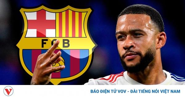 Barca đạt thỏa thuận chiêu mộ Memphis Depay