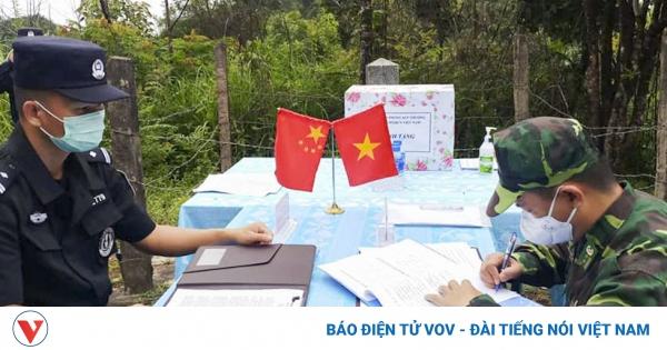 Biên phòng Điện Biên hội đàm với biên phòng Vân Nam, Trung Quốc