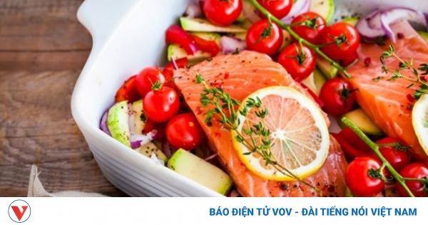 Chế độ ăn giúp bạn giảm cân, giảm mỡ bụng và bảo vệ tim mạch | VOV.VN