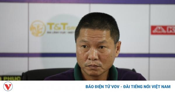 Trước chung kết Cúp Quốc gia, HLV Chu Đình Nghiêm lo ngại trời mưa  | VOV.VN