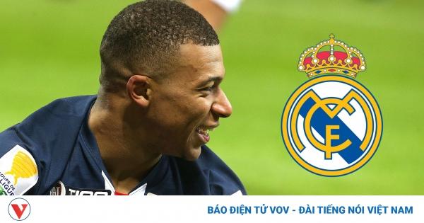 Chuyển nhượng 16/9: Real Madrid rộng cửa có Kylian Mbappe   VOV.VN