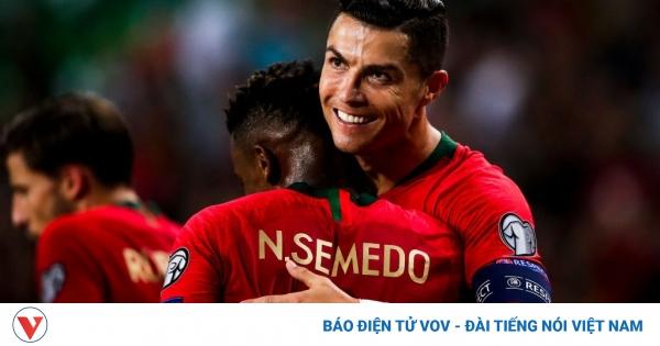 Chuyển nhượng 21/9: Wolves gây sốc khi hỏi mua đồng đội của Ronaldo | VOV.VN