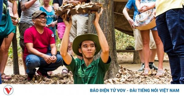 Đề xuất Địa đạo Củ Chi là Di sản thế giới để phát triển du lịch | VOV.VN