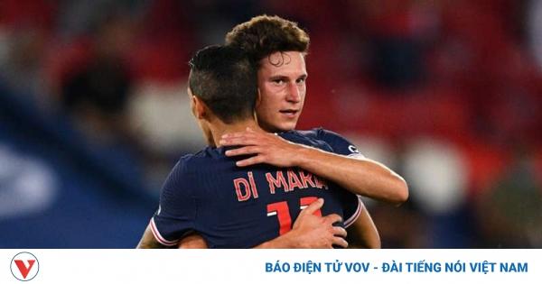 Nhà vô địch World Cup tỏa sáng, PSG có trận thắng đầu tay ở Ligue 1 | VOV.VN
