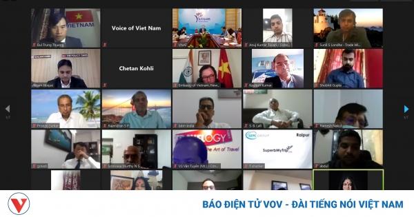 Du lịch Việt Nam - Ấn Độ bàn cách mở lại thị trường khi hết dịch Covid-19 | VOV.VN