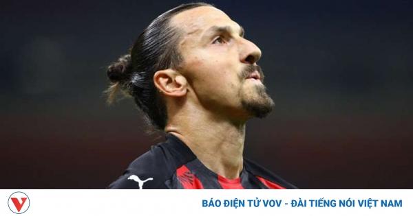 AC Milan thông báo Ibrahimovic mắc Covid-19 | VOV.VN