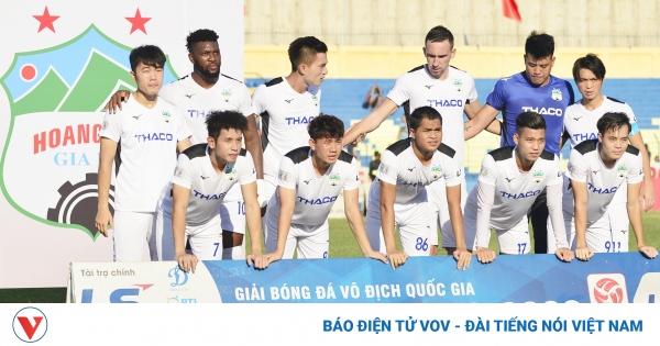 Lịch thi đấu vòng 12 V-League 2020: Đại tiệc bóng đá ở sân Vinh | VOV.VN