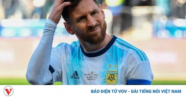 Messi nguy cơ lỡ trận El Clasico mùa giải 2020/2021 | VOV.VN
