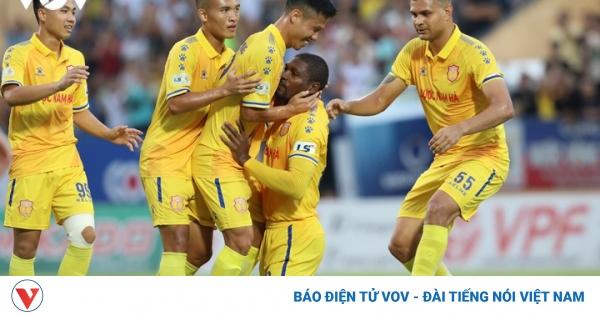 """Nam Định đá giao hữu với """"đối quen"""" sẵn sàng cho ngày V-League 2020 trở lại   VOV.VN"""