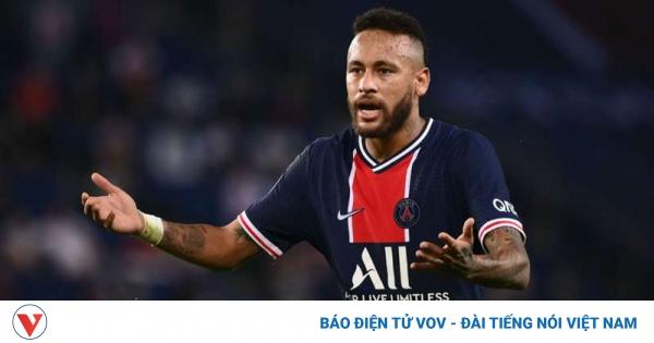 Neymar bị cấm thi đấu 2 trận sau sự cố ở trận gặp Marseille  | VOV.VN