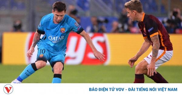 Ngày này năm xưa: Messi cán mốc 100 trận ở Champions League  | VOV.VN