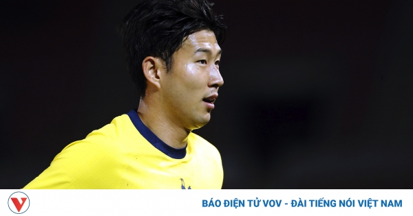 Son Heung-Min rực sáng, Tottenham thắng đậm ở Europa League 2020/2021   VOV.VN