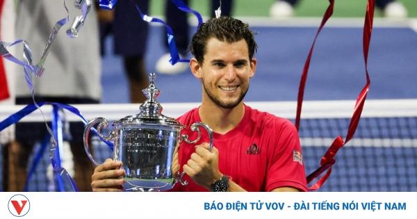 Ngược dòng hạ Zverev, Thiem lần đầu vô địch US Open  | VOV.VN