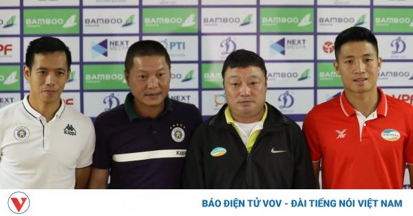Viettel để ngỏ khả năng chơi đôi công với Hà Nội FC ở chung kết Cúp Quốc gia  | VOV.VN