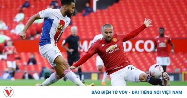 TRỰC TIẾP MU 0 - 1 Crystal Palace: Quỷ đỏ bế tắc | VOV.VN
