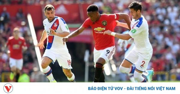 TRỰC TIẾP MU - Crystal Palace: Quỷ đỏ vượt chướng ngại vật đầu tiên ở Premier League | VOV.VN