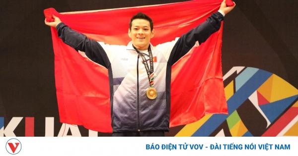 Ngày này năm xưa: Thạch Kim Tuấn phá kỷ lục ASIAD nhưng chỉ giành HCB  | VOV.VN - xs thứ ba