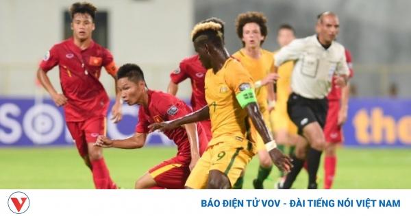 Ngày này năm xưa: Bóng đá trẻ Việt Nam loại Australia khỏi giải châu Á  | VOV.VN
