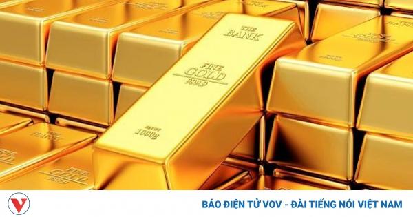 Giá vàng tiếp tục tăng trong tuần tới   VOV.VN