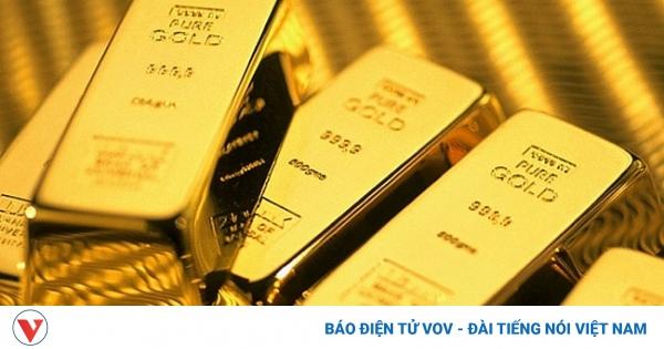 Giá vàng SJC bật tăng theo giá thế giới | VOV.VN