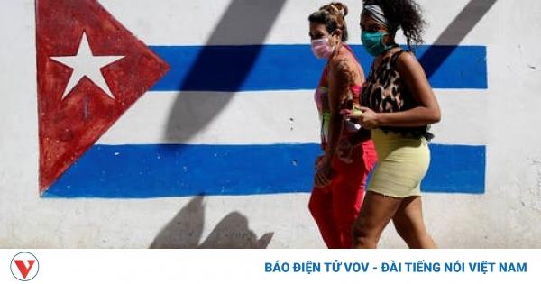 Cuba sẽ yêu cầu tất cả du khách nhập cảnh phải có chứng nhận âm tính Covid-19   VOV.VN
