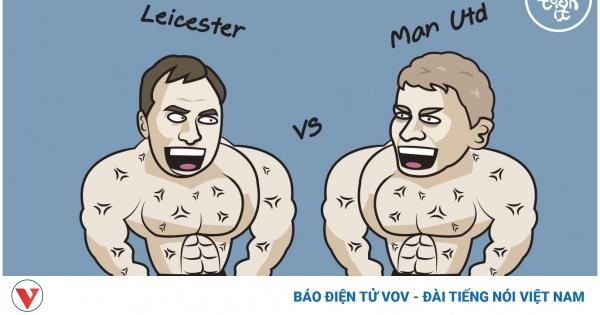 Biếm họa 24h: MU đại chiến Leicester, Arsenal run rẩy trước Chelsea | VOV.VN