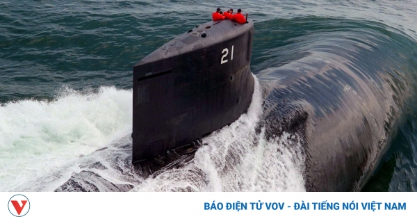 """Tàu ngầm """"Sói biển"""": Vũ khí bí mật hàng đầu của Hải quân Mỹ   VOV.VN"""