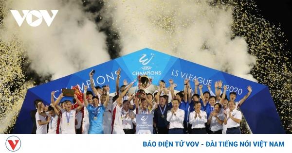 Bốc thăm AFC Champions League 2021: Viettel cùng bảng ĐKVĐ Ulsan Hyundai  | VOV.VN