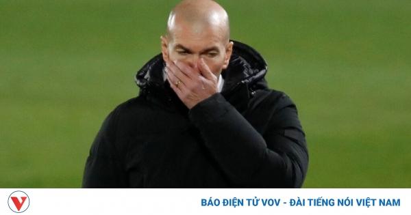 Điểm tin bóng đá sáng 23/1: HLV Zidane mắc Covid-19, Man City nhận