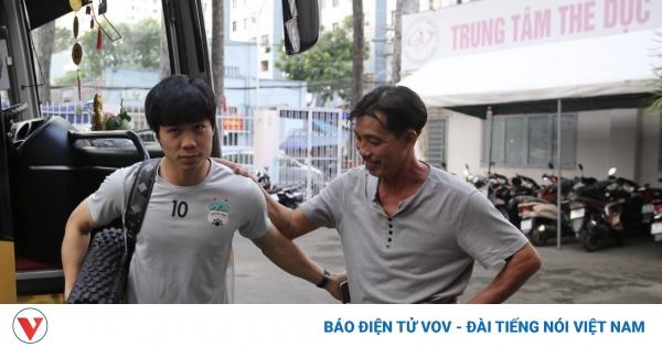 TRỰC TIẾP Sài Gòn FC 0-0 HAGL: Công Phượng và Xuân Trường đá chính | VOV.VN