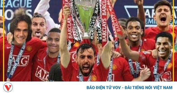 Biếm họa 24h: MU chiếm lợi thế trong cuộc đua vô địch Ngoại hạng Anh | VOV.VN