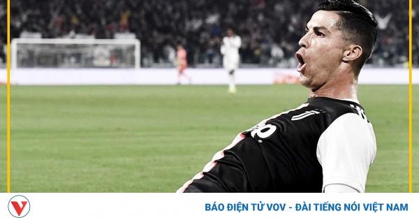 Biếm họa 24h: Không ai cản nổi Ronaldo | VOV.VN