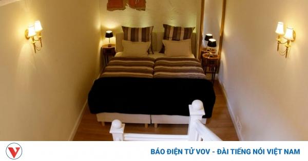 Khách sạn nhỏ nhất thế giới   VOV.VN