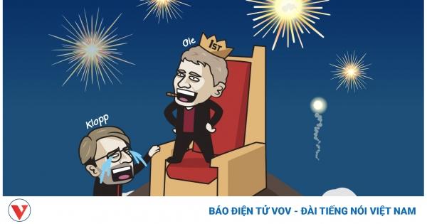 Biếm họa 24h: Klopp sai lầm vì hô hào cứu Solskjaer | VOV.VN