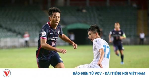 Ngày này năm xưa: Đoàn Văn Hậu chính thức chơi trận ra mắt Hà Nội FC | VOV.VN