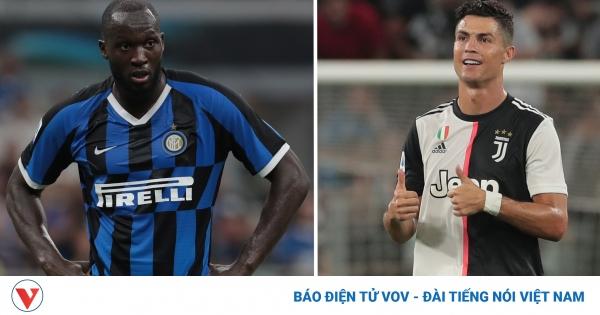 Lukaku & Ronaldo ghi dấu ấn, khó lường cuộc đua vô địch Serie A  | VOV.VN