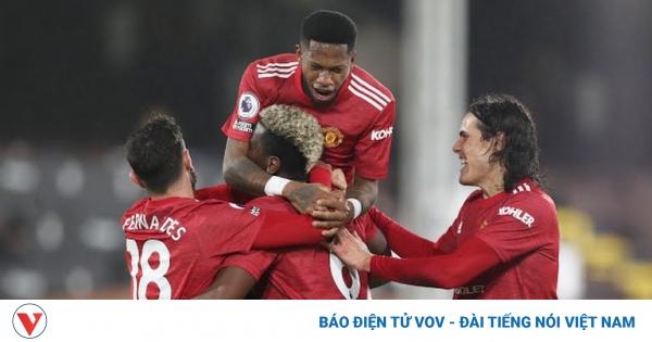 Lịch thi đấu vòng 20 Ngoại hạng Anh: MU ngư ông đắc lợi | VOV.VN
