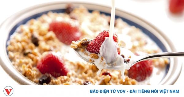 Tuyệt đối không nên ăn những thực phẩm này cùng lúc   VOV.VN