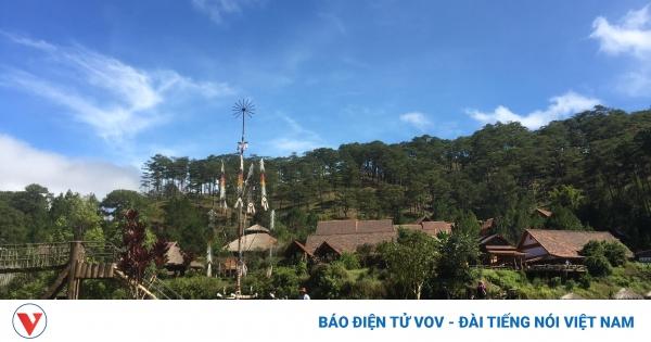 Lâm Đồng đảm bảo an toàn đón khách du lịch Tết Nguyên đán 2021 | VOV.VN
