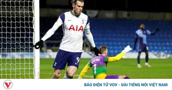 """Gareth Bale tạo nên thành tích """"khó tin"""" ở Tottenham    VOV.VN"""