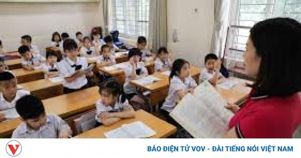 Quy định chi tiết thời gian dạy, nghỉ hàng năm củagiáo viên tiểu học | VOV.VN - kết quả xổ số ninh thuận