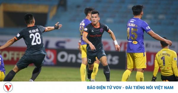 Tường thuật Hà Nội FC 1-2 Bình Dương: Tiến Linh ghi bàn đầu tiên ở V-League 2021