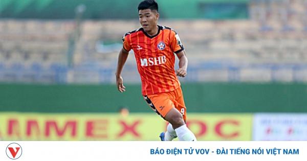 Đức Chinh khiêm tốn khi giúp Đà Nẵng quật ngã CLB TPHCM | VOV.VN